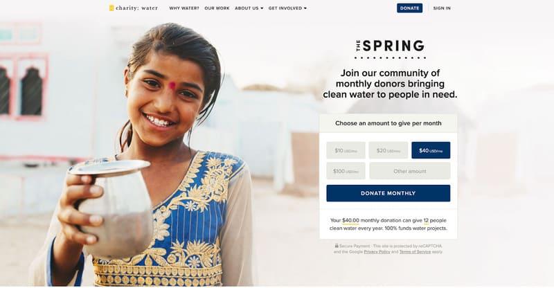 Charity Water; como captar recursos (1) (1)
