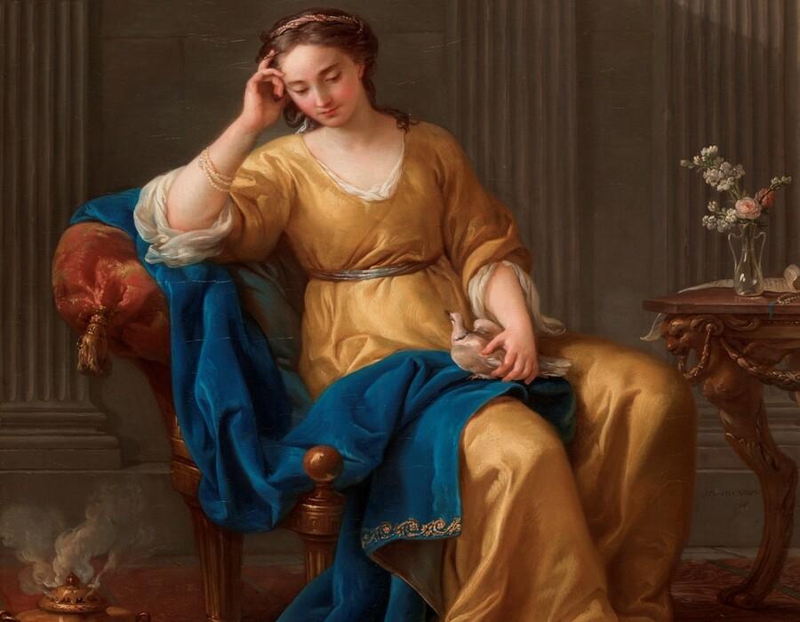 O início do Neoclassicismo na França com Joseph-Marie VIEN