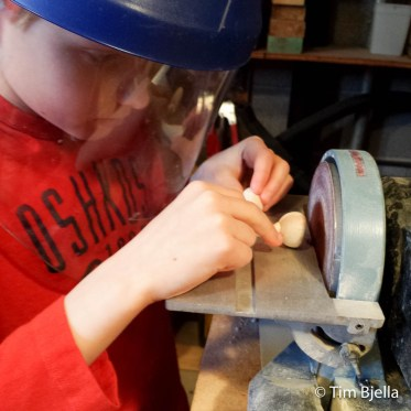 Beck Bjella - Pinewood Derby Car Construction 2016