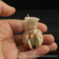 Bjella Snowman Ornament - Day 9 - Cutesy-24