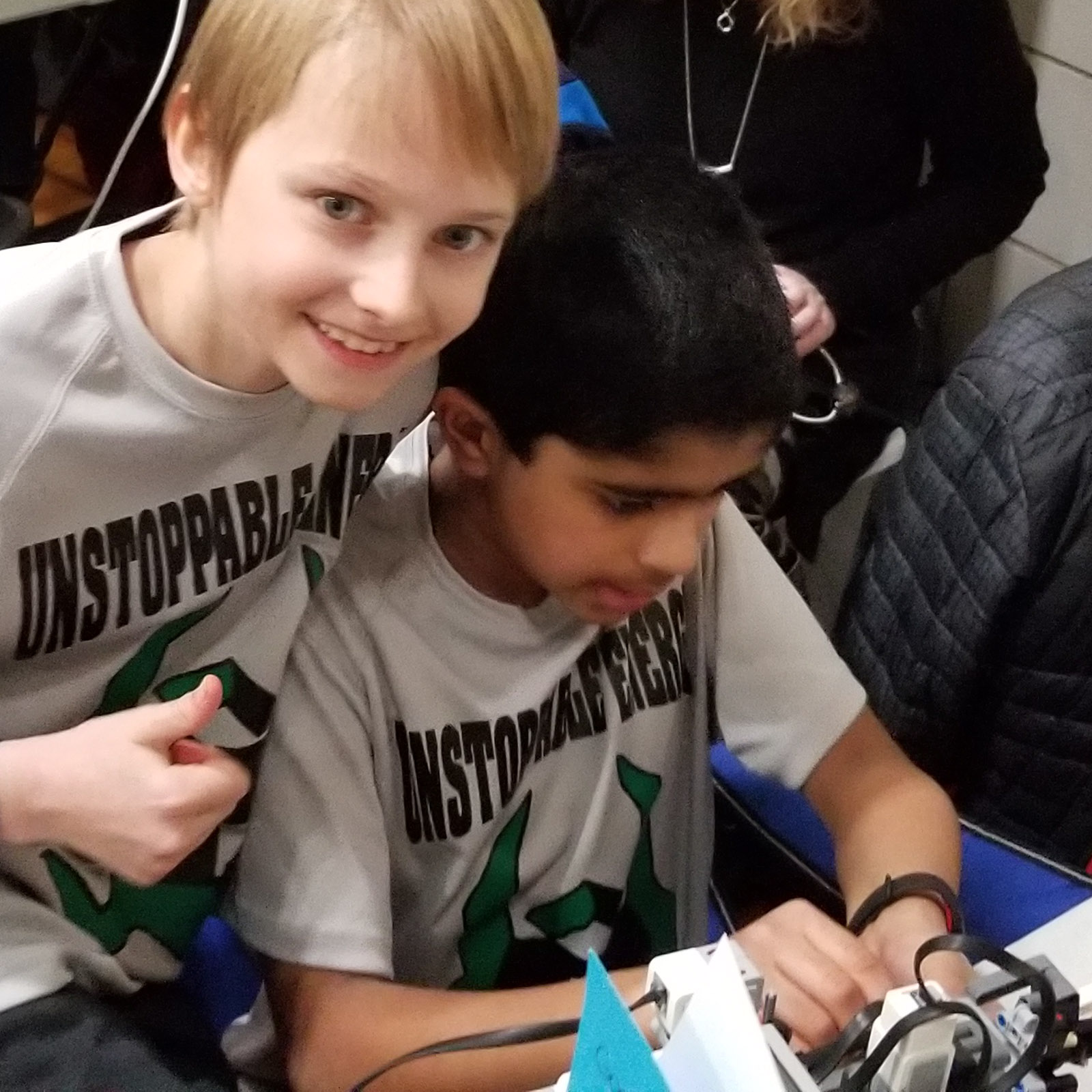 2018 Lego Robotics Competition - Team Unstoppable Energy-5