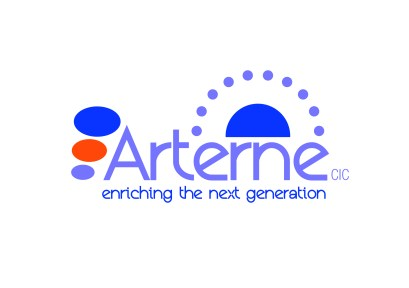 Arterne Logo with CIC high res