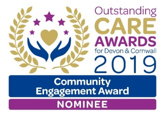 outstanding care awards 2019 stamp