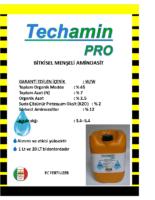Techamin Pro – Amino Asit
