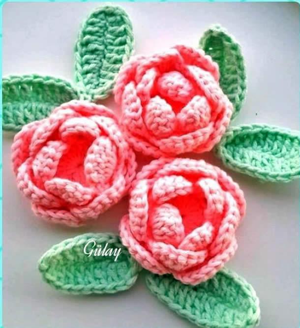 flores-de-croche-rosas