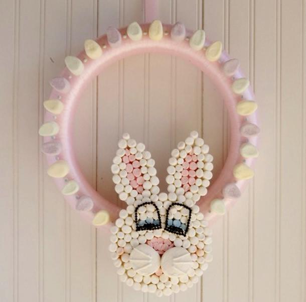 decoracao-com-marshmallow-guirlanda-coelho