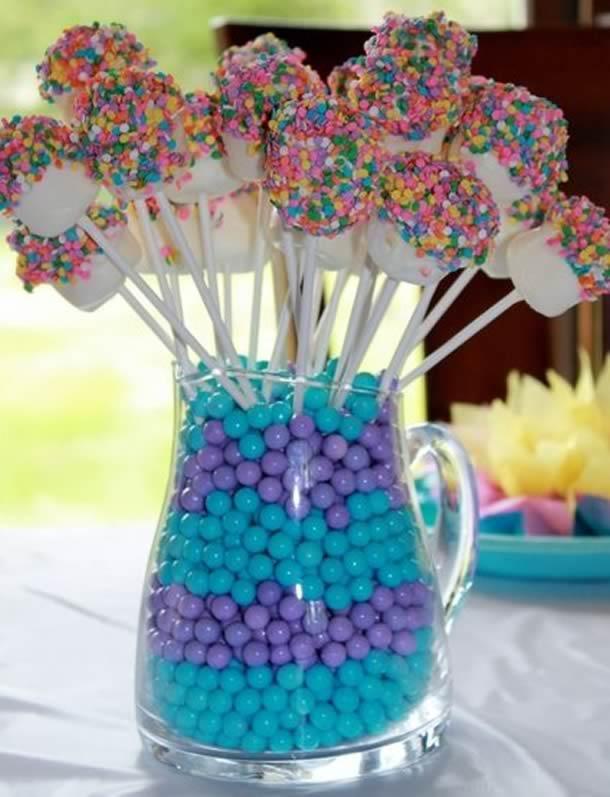 decoracao-com-marshmallow-palito