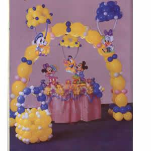 decoracao de baloes
