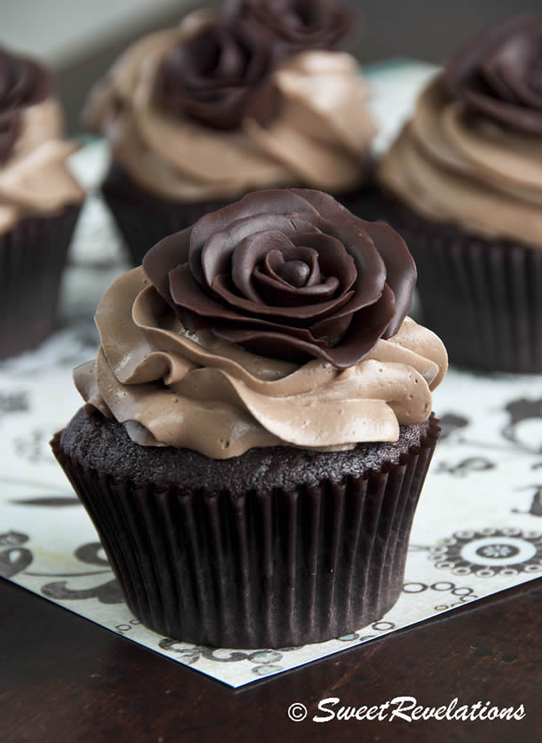 bodas-de-chocolate-cupcake