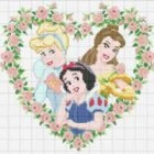 PRINCESAS-DISNEY-GRAFICOS-PONTO-CRUZ