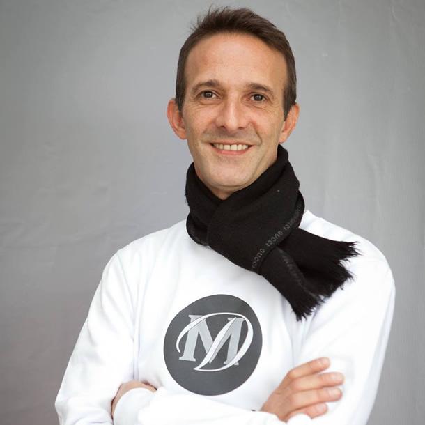 Apresentador Marcelo Darghan