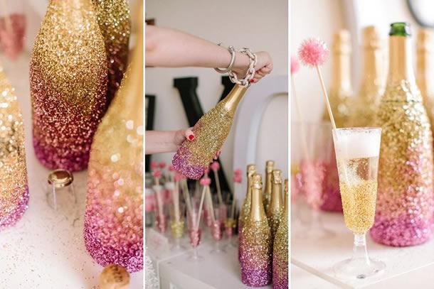 bodas-de-namoro-purpurina-garrafas