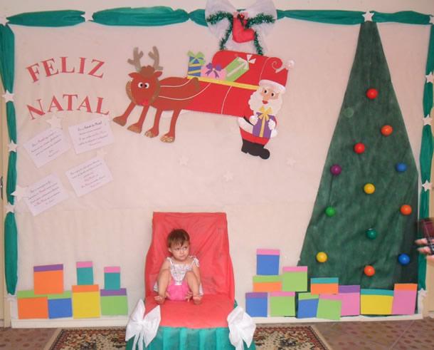 mural-de-natal-cadeira