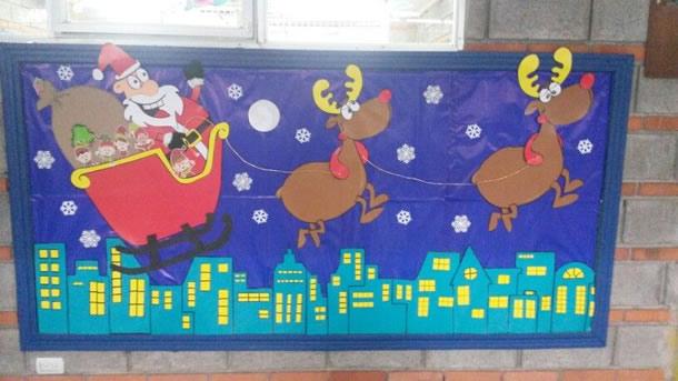 mural-de-natal-papai-noel-cidade