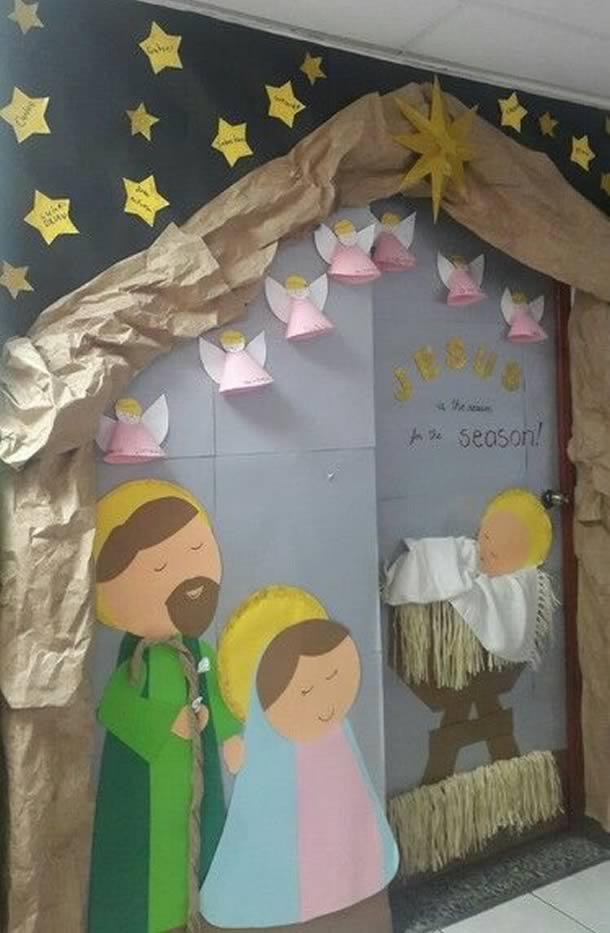 mural-de-natal-presepio-papel