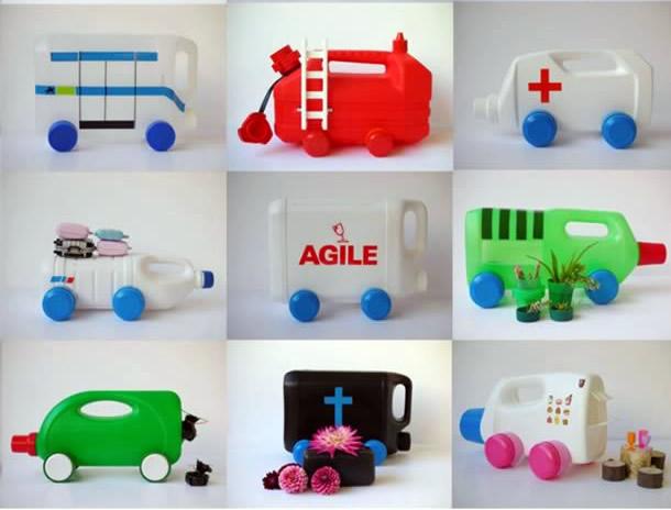 Carrinhos de Embalagens
