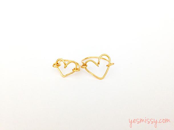 anel-bijuteria-arame-coracao