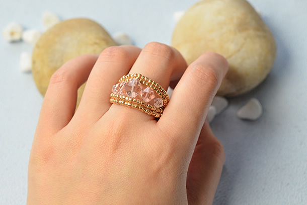 anel-bijuteria-cristais-micangas