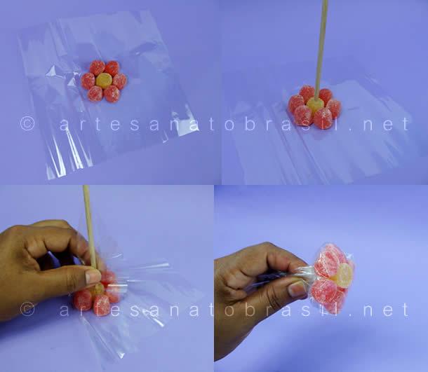 flor de jujuba passo 1