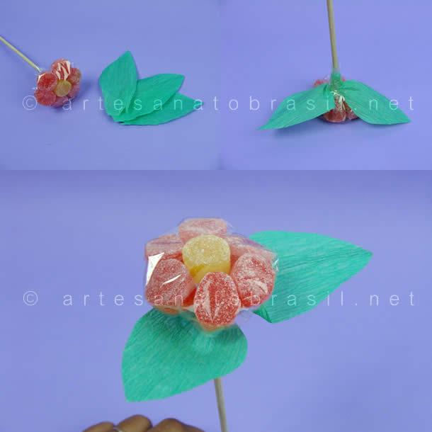 flor de jujuba passo 3