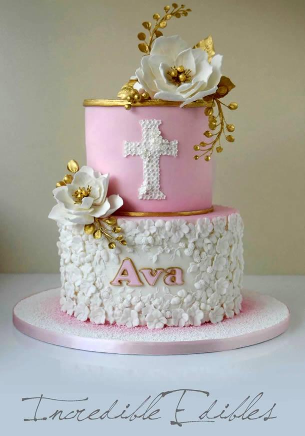 bolo-de-batizado-branco-dourado