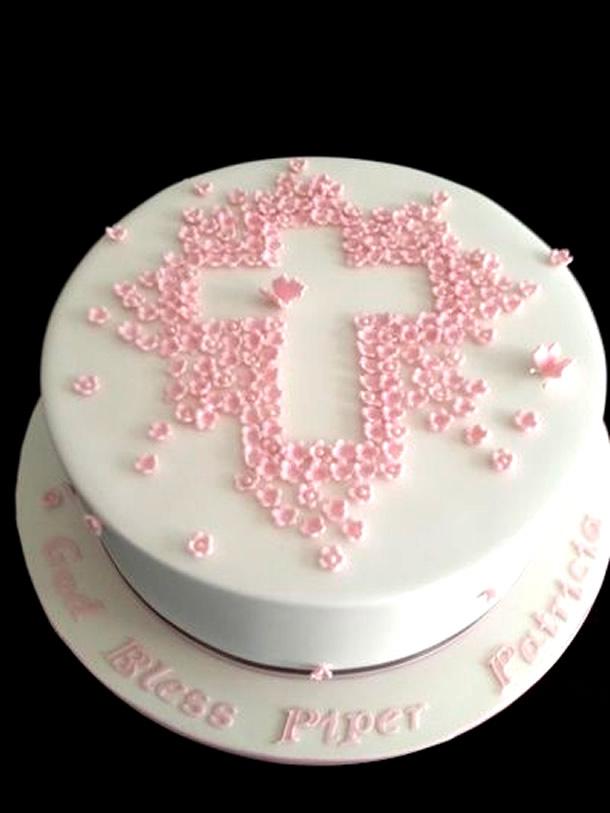 bolo-de-batizado-cruz-flores-rosa