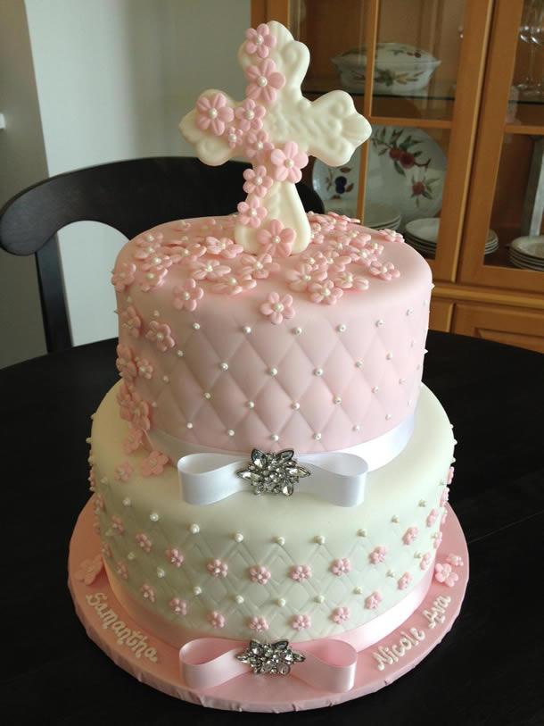 bolo-de-batizado-flores-rosa
