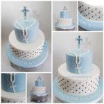 bolo-de-batizado-menino-branco-azul