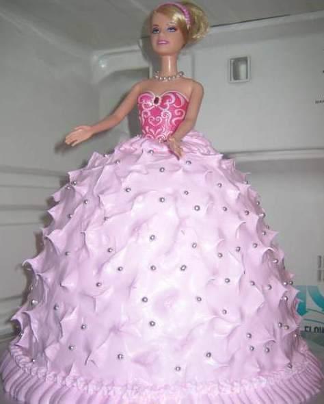 barbie bolo
