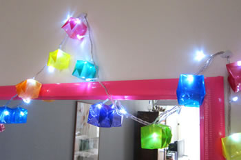 decoracao natal origami