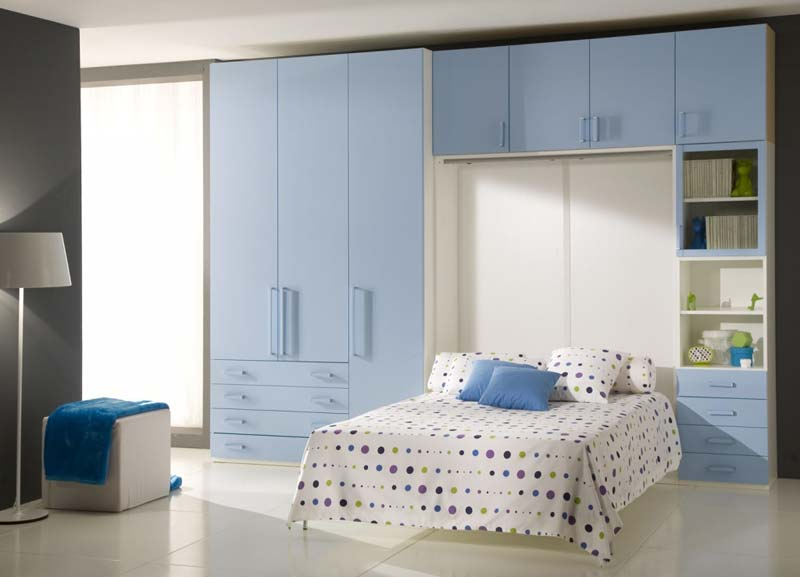 Modelos quartos meninos azul