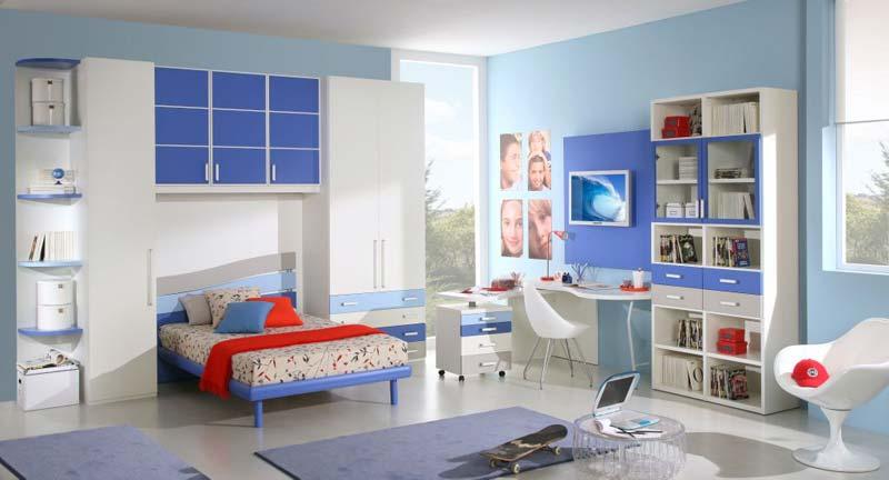 Modelos de quartos para Meninas e Meninos