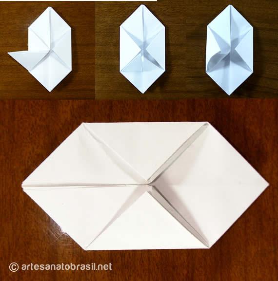 5. Balãozinho de papel