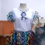 Customizar roupa festa junina