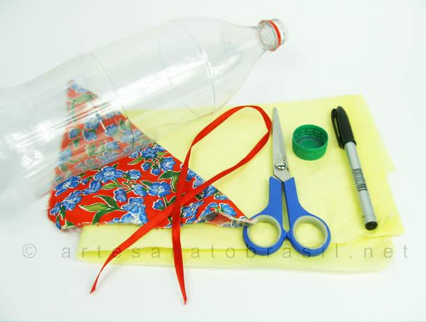 material-junina-milho-de-garrafa-PET