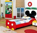 quarto infantil mickey