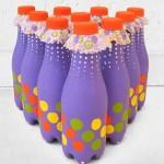 reciclagem de garrafas pet