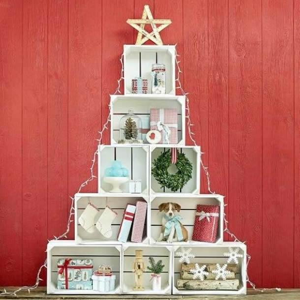 enfeites-natalinos-reciclaveis-arvore-caixotes