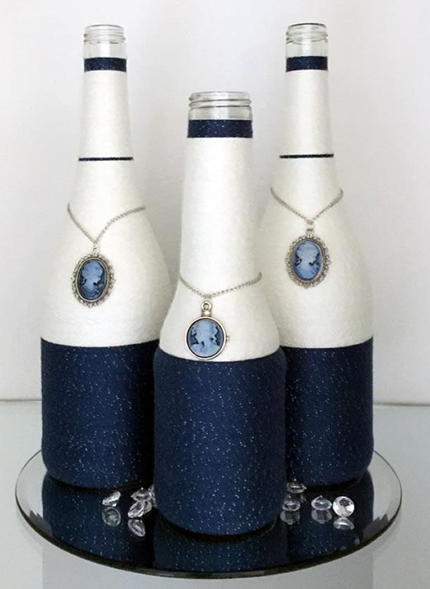 garrafas-decoradas-barbante-azul-branco