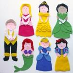 Moldes-de-fantoches-de-feltro-princesas