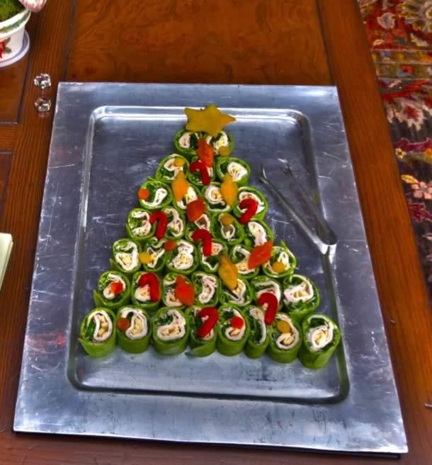 decoracao-de-pratos-bandejas-de-alimentos-para-natal-vegetais
