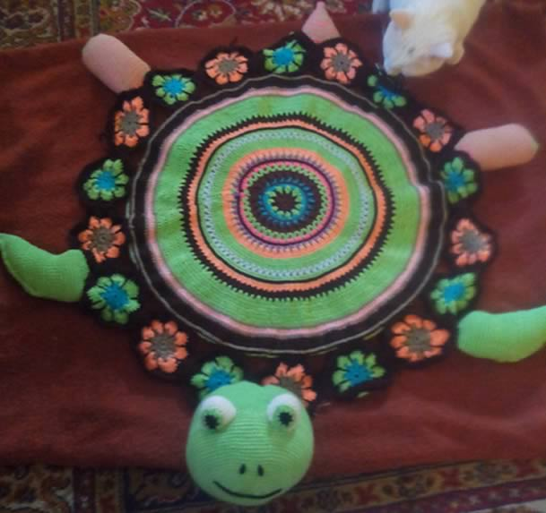 tapete-com-barbante-tartaruga3