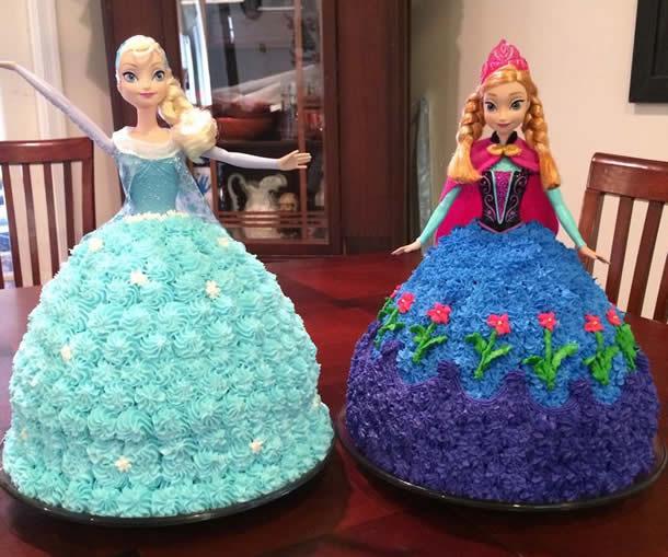 festa-frozen-bolo-boneca2