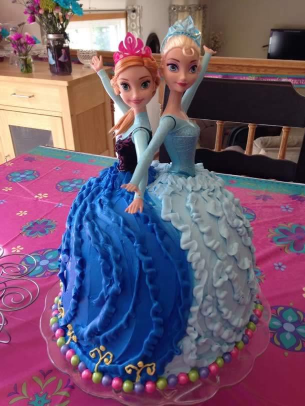 festa-frozen-bolo