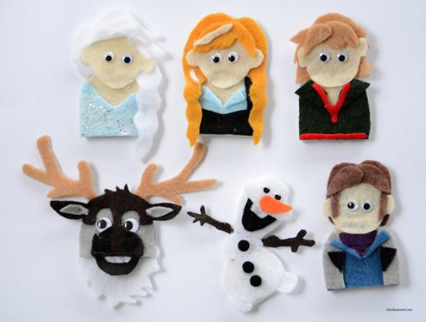 festa-frozen-dedoches-feltro