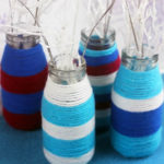 festa-frozen-garrafas-decoradas
