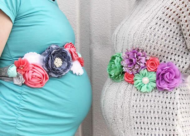 flor-de-fita-de-cetim-faixa-maternidade