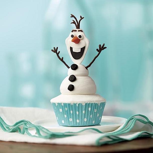 cupcake-frozen-olaf2