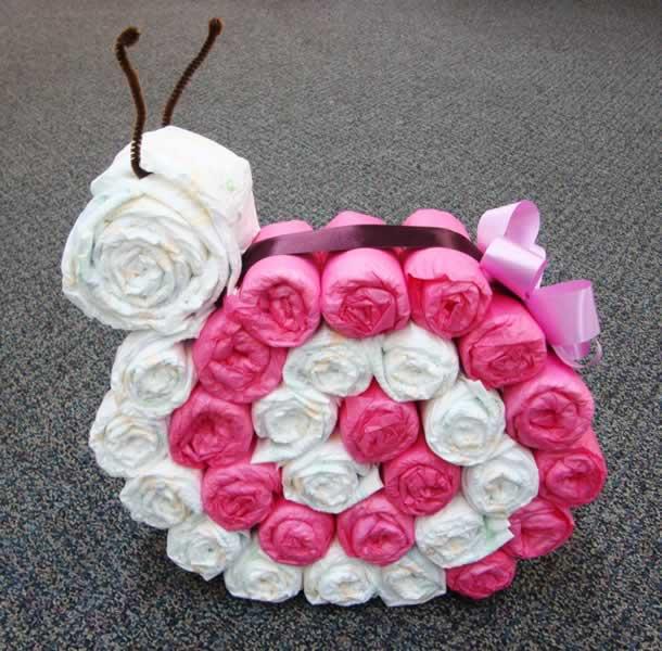 bolo-de-fraldas-rosa-caracol