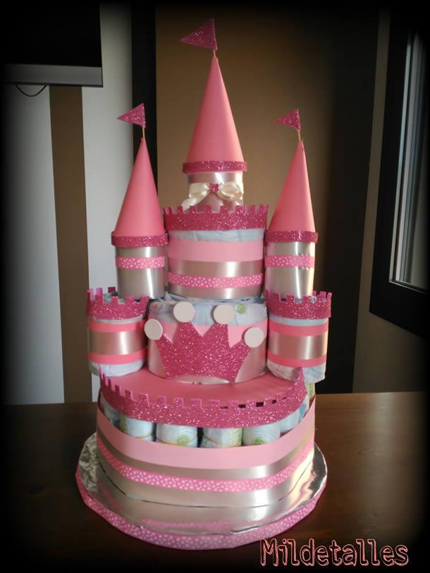 bolo-de-fraldas-rosa-castelo-eva